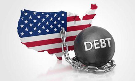 A világ összes pénze is kevés lenne hozzá: képekben az USA államadóság