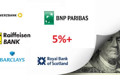 Így érjen el 5% banki kamatot