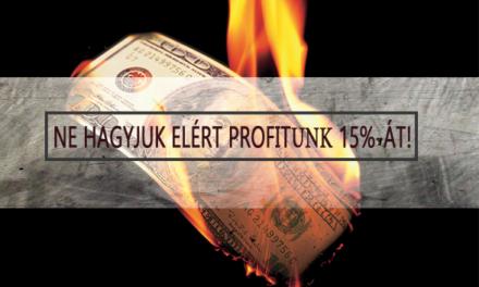 10 emberből 9 az államnál hagyja elért profitja 15%-át! És Ön?
