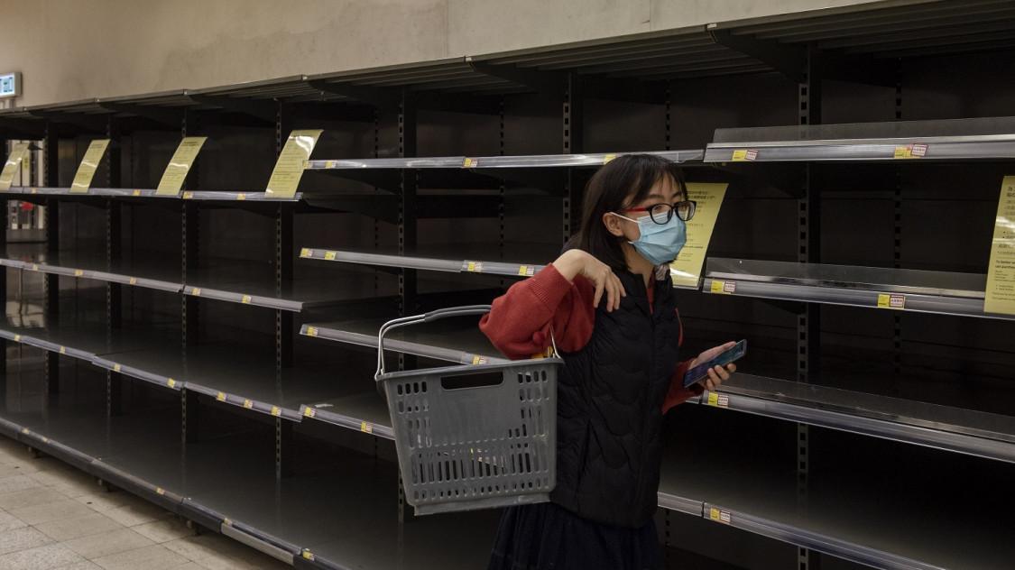 Hong-Kong a koronavírus idején